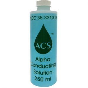 Alpha Conducting Solution 250ml refill bottle
