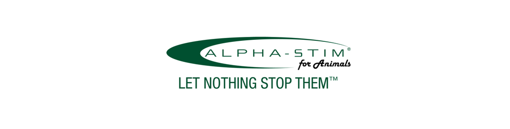 Alpha-Stim® Provides Fast, Safe and Effective Treatment for Animals