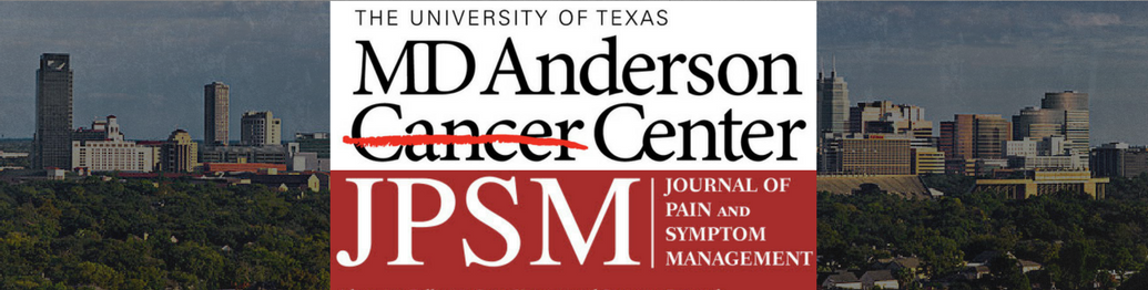 MD ANDERSON: Alpha-Stim® Treatment Effective on Common Cancer Symptoms
