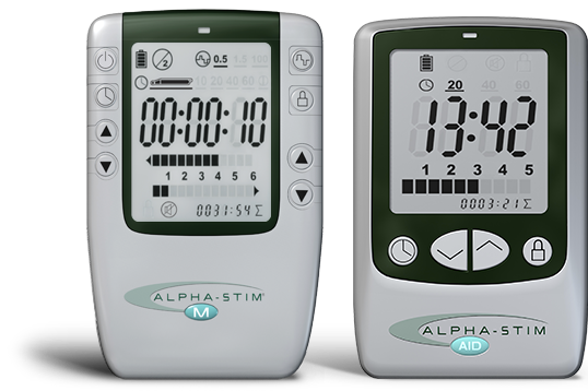 Alpha-Stim M and AID