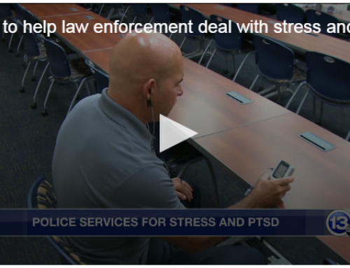 Tools to help law enforcement deal with stress and PTSD – ABC News