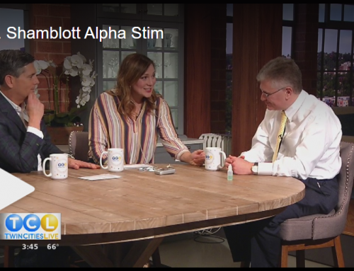 Twin Cities Live: Alpha-Stim is a Powerful Tool to Treat Dental Anxiety