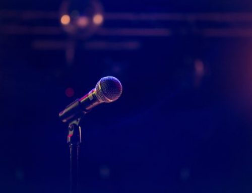 Stage Fright is Real, But Here's How to Fight Public Speaking Anxiety