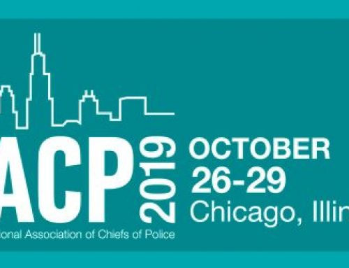 Saluting Our Men and Women in Blue: IACP Conference 2019, President Trump, and Alpha-Stim