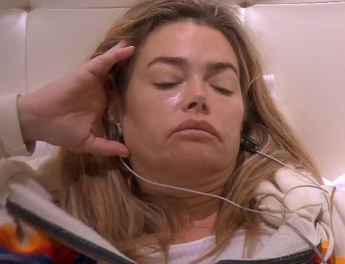 Denise Richards Uses Alpha-Stim After Surgery on Episode of Real Housewives of Beverly Hills