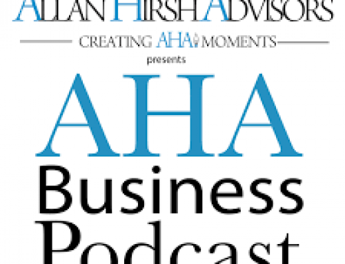 AHA Business Podcast Features Alpha-Stim & Tracey Kirsch